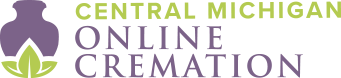 Central Michigan Online Cremation Logo